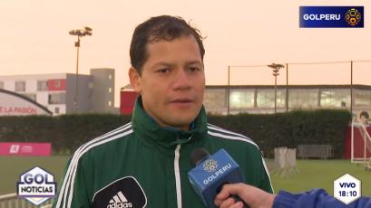 """Víctor Hugo Carrillo: """"Estaremos presentes en el Deportivo Cali - Ind. Santa Fe"""""""