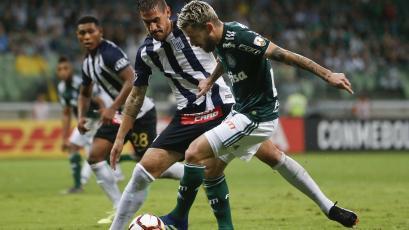 Copa Libertadores: Alianza Lima 1-3 Palmeiras