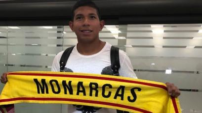Edison Flores pasó exámenes médicos del Morelia