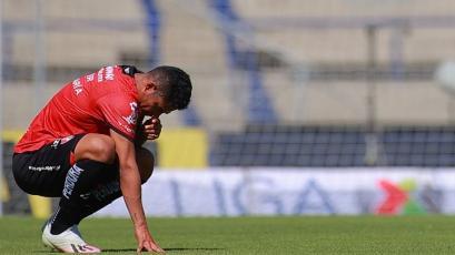 Anderson Santamaría fue separado temporalmente del Atlas FC