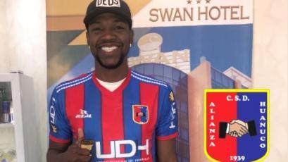 Robinson Aponzá es nuevo jugador de Alianza Universidad