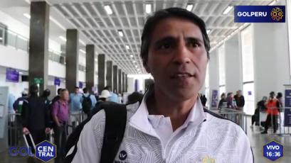 """Tabaré Silva: """"Sabemos lo complicado que es enfrentar a un equipo brasileño"""""""