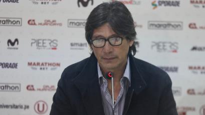 """Ángel Comizzo: """"Guarderas nos da equilibrio en la mitad de la cancha"""""""