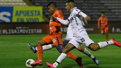 Liga1 Movistar: César Vallejo igualó sin goles ante Melgar por la fecha 7 de la Fase 1