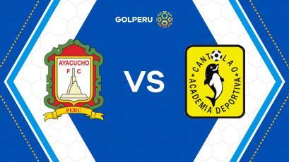 Ayacucho FC recibe a Cantolao en el Ciudad de Cumaná