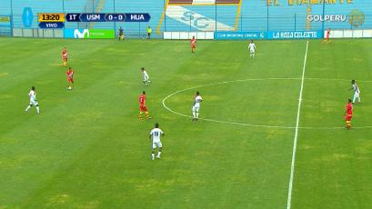 EN VIVO por GOLPERU: San Martín 0-0 Sport Huancayo