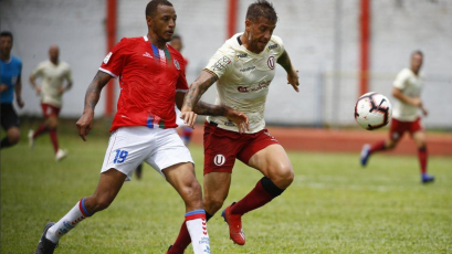 Unión Comercio y Universitario debutan con un empate en Moyobamba