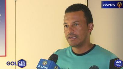 """Pablo Zegarra: """"No hay motivo para confiarnos del Sport Boys"""""""