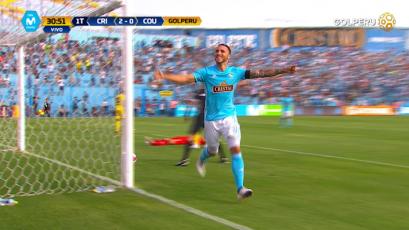 Sporting Cristal goleó 3-0 a Comerciantes Unidos