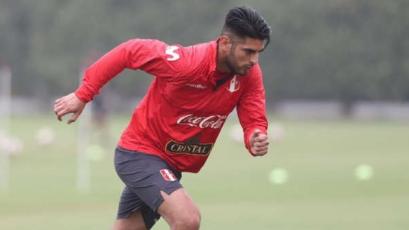 Selección Peruana: Carlos Zambrano se unió al grupo en New Jersey
