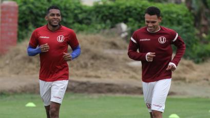 Universitario: Quintero y Figuera no estarán ante Sport Boys