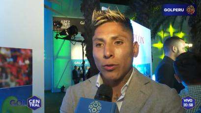"""Raúl Ruidíaz: """"Este año ha sido el mejor de mi carrera"""""""