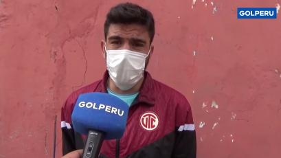 """Alexis Blanco, nuevo delantero de UTC, quiere """"hacer historia y salir campeón"""" (VIDEO)"""