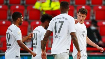 Bundesliga: Gobierno alemán valoró el reinicio de la competencia