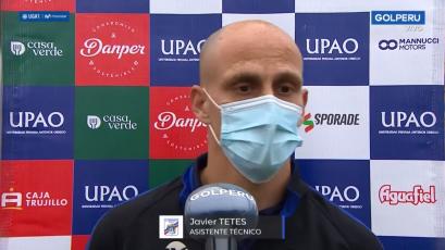 Javier Tetes: