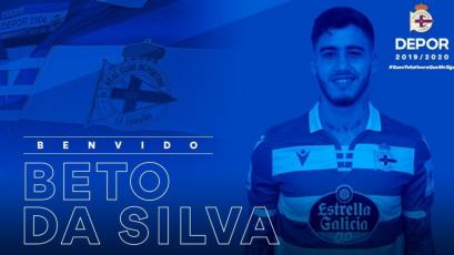 Oficial: Beto Da Silva ficha por el Deportivo La Coruña