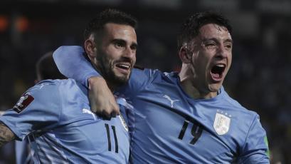 Eliminatorias Sudamericanas: Uruguay se impuso 1-0 sobre Ecuador por la fecha 10
