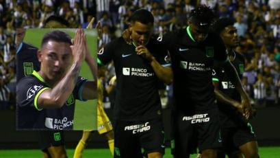 Alianza Lima: Jean Deza finalizó con gol una jugada que inició Leao Butrón y pidió perdón (VIDEO)