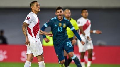 Argentina vs Perú: Yoshimar Yotún falló penal ante Emiliano Martínez (VIDEO)