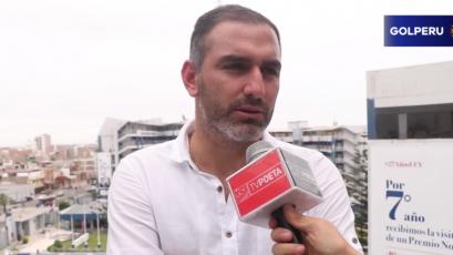 "Luis Gálvez: ""Hemos sido invitados a un cuadrangular internacional"""