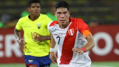 Selección Peruana Sub 18 anunció lista de convocados para amistosos en Brasil