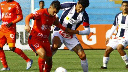 Liga1 Movistar: Alianza Lima igualó 1-1 frente a César Vallejo por la fecha 13