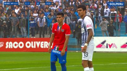 Alianza Lima y Unión Comercio igualaron en el Alberto Gallardo