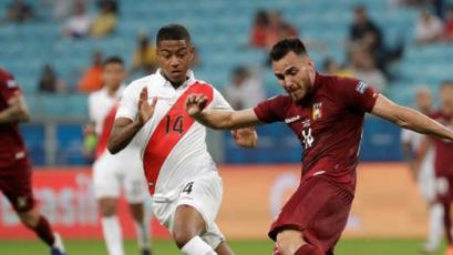 Copa América: Andy Polo considera que no hay presión contra Bolivia, pero si necesidad de ganar