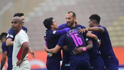 Liga1 Betsson: Alianza Lima venció 2-0 a UTC por la fecha 14 de la Fase 2 (VIDEO)