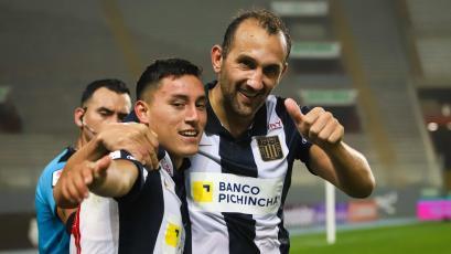 Liga1 Betsson: Axel Moyano marcó en el último minuto y le dio la victoria a Alianza Lima en el clásico (VIDEO)