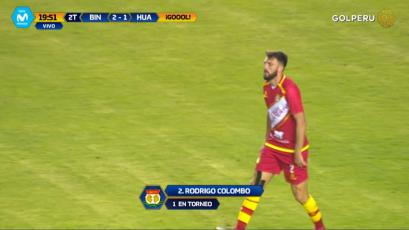 EN VIVO por GOLPERU: Binacional 2-2 Sport Huancayo