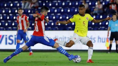 Eliminatorias Sudamericanas: Paraguay y Colombia empataron 1-1 por la sexta fecha
