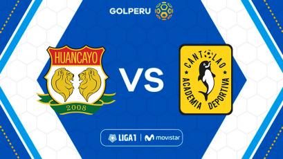 Sport Huancayo y Cantolao buscan sumar su primer triunfo