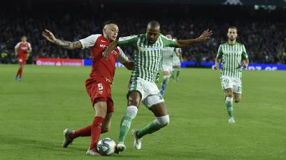 LaLiga: campeonato español vuelve mañana con el derbi Sevilla vs Betis
