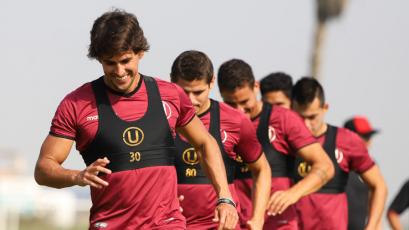 Universitario: Gregorio Pérez confirmó la ausencia de 4 jugadores para enfrentar a Sport Huancayo