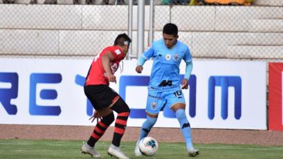 Liga1 Movistar: FBC Melgar se impuso sobre Deportivo Binacional en Juliaca por la fecha 2 del Apertura