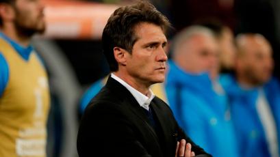 "Guillermo Barros Schelotto: ""Está terminado, en lo deportivo ganó River"""