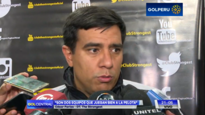 Cesar Farías: