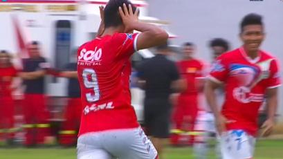 Unión Comercio respetó la casa y venció a Sport Rosario