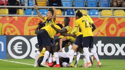 Mundial Sub 20: Ecuador superó a Italia y se quedó con la medalla de bronce