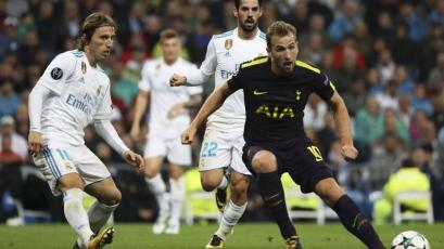 Tottenham le pide al Real Madrid 350M por Harry Kane