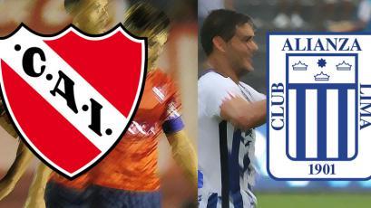 Conmebol Sudamericana: Alianza Lima visita a Independiente de Avellaneda