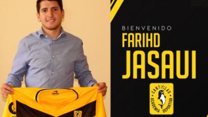 Farihd Jasaui es nuevo jugador de Academia Cantolao