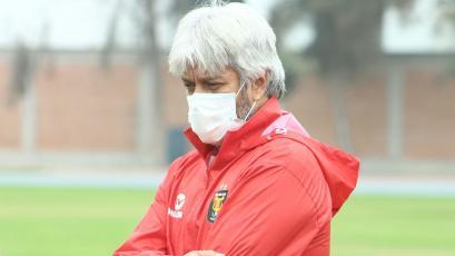 """Marco Valencia: """"Es muy difícil encontrar una explicación a nuestro actual momento"""""""