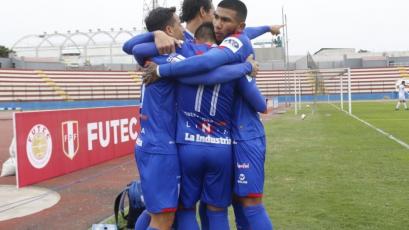Liga1 Movistar:Carlos Mannucci derrotó 1-0 a Llacuabamba por la fecha 8 de la Fase 1