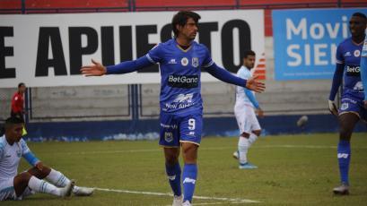 Liga1 Movistar: Binacional superó a Deportivo Llacuabamba y sigue escalando en la tabla