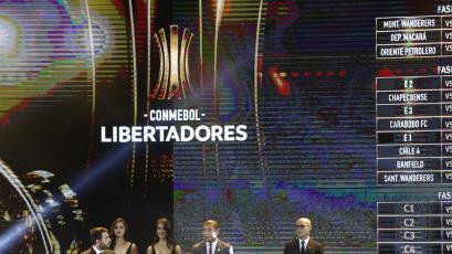 Conmebol aumenta premios para campeón y semifinalistas de Copa Libertadores