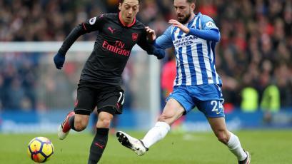 Premier League: Arsenal no levanta cabeza y sumó su cuarta derrota consecuitva