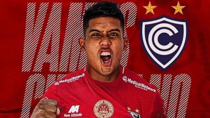 """Raziel García: """"Hubo un acercamiento con Universitario, pero tengo contrato con Cienciano"""""""