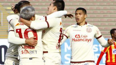 Liga1 Movistar: Universitario superó a Atlético Grau y alargó distancias desde lo más alto de la Fase 1